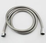 不锈钢淋浴喷头软管 双扣花洒软管1.4米 喷头软管