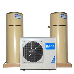 别墅家用中央空调+热水器组合