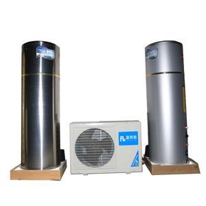 普通住宅家用中央空调热水器二合一机组合