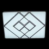 家家照明 LED吸顶灯现代长方形客厅灯具简约卧室灯