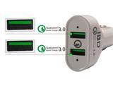 厂家直销qc3.0车充、qc3.0车载充电器