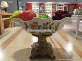 俄罗斯 果盘 家居装饰品 礼品 摆件 艺术品