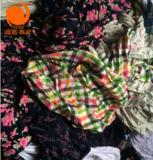 外贸库存布料批发针织拉架花色布头特价全棉花布 库存