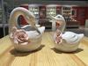 俄罗斯 陶瓷 工艺品 手工摆件 家居装饰