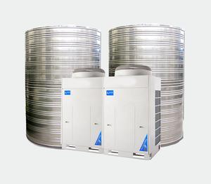 酒店商业用中央空调热水器二合一机组全天候热水供应