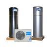 普通住宅家用  中央空调热水器二合一机组合