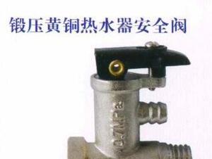 中南铜业—锻压黄铜热水器安全阀