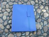二层牛皮活页绑带记事本厂家|二层皮活页捆带笔记本厂