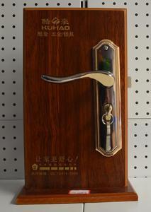 酷豪五金锁具 酷豪51612钛金门锁