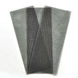 氧化铝/碳化硅长方形圆形网格砂布