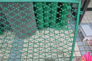 钢制刀片护栏监狱护栏