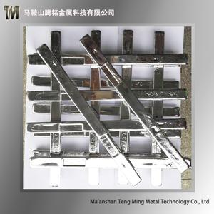 波峰焊专用36/37焊锡条质量稳定锡渣少光亮饱满