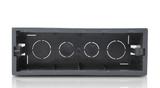 正泰布线盒NEH1-006A 195型120四位