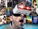 VR一体机虚拟现实眼镜3D头盔高清内置WIFI个人