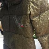 玉润牌PD款20D尼龙压皱高端羽绒服面料时尚羽绒服
