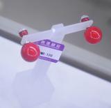 香港银庄玛瑙珍珠镶钻耳钉