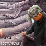 济南海诺厂家供应200克公路养护毛毡无纺土工布