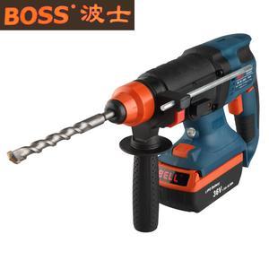 波士BOSS充电电锤无刷36V锂电26电钻电动工具