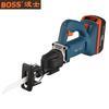 BOSS新品电动工具36V无刷充电式往复锯刀马锯小图一