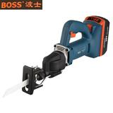 BOSS新品电动工具36V无刷充电式往复锯刀马锯