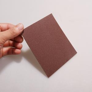 专抛铝件手机平板外壳进口陶瓷海绵砂纸