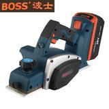 36V无刷充电式锂电手提电刨BOSS波士 木工工具