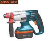 5303充电式电锤远东BOSS电动工具多功能锂电锤