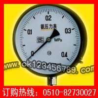 氨用压力表系列YA-60/100/150