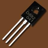 优势三极管   D882 TO-126