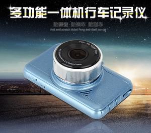 安培A306迷你超高清夜视大广角1080P行车记录