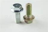 厂家专业生产 六角法兰螺丝 法兰面螺栓M5-16