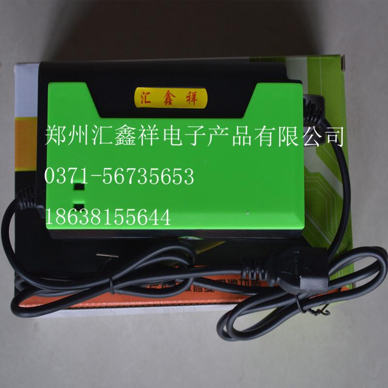 智能电动车充电器定时脉冲型充电器高清图片