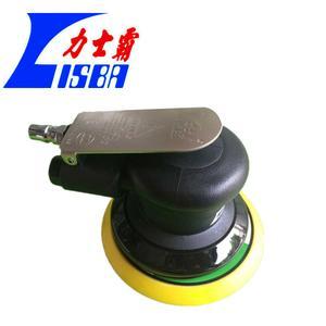 LISBA 力士霸气动植绒5寸砂纸机 气动打磨机