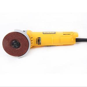 得伟角磨机DWE8100T角向磨光机迷你打磨机