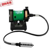 厂家直销 惠日多功能调速微型台式砂轮机 玉石雕刻机