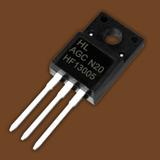 三极管 HF13005 (1.84) (1.73)