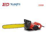 电锯电链锯大功率伐木锯 木工家用高手220V电链锯