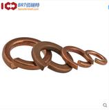 铜弹垫 弹簧垫圈 青铜弹簧垫片 华司(GB93)