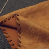 【现货特卖】麂皮绒服装面料 加密麂皮绒