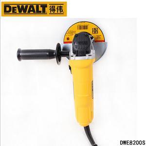 得伟DWE8200T DWE8200S角向磨光机打