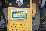 华建GQ40钢筋切断机黄色