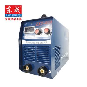 东成电焊机ZX7-400便携式轻工业级逆变直流手工