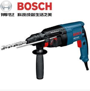 正品博世GBH2-26DE四坑锤钻多功能电锤