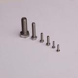 304不锈钢外六角螺栓 不锈钢六角头螺丝 SUS3