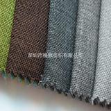 装饰革LS067款细麻PVC贴合箱包沙发布