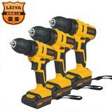 雷亚锂电充电钻电动螺丝刀起子机 LY14.4
