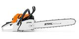 斯蒂尔 MS382森林伐木专用锯3.8KW