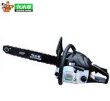 伐木者FM662大功率专业级油锯20寸锯木采伐汽油