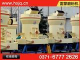 河南蓝闪石雷蒙磨粉机厂家RXL46