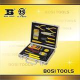 波斯工具 27件铝合金箱电子组套BS511027